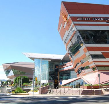 The Convention Centres - Adelaide