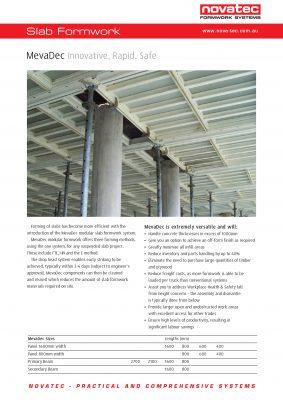Novatec Formwork Systems Brochure MevaDec.12_Page_1