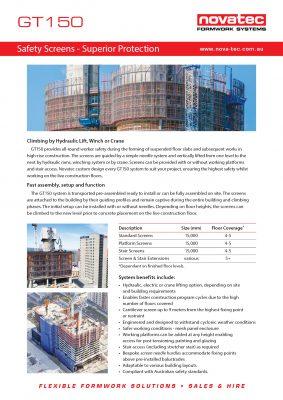 Novatec Brochure 2019_GT150